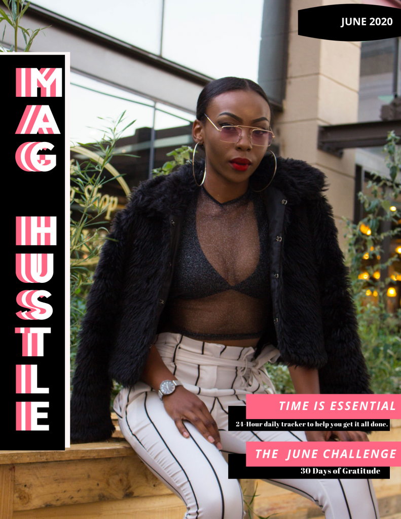 Mag Hustle Magazine