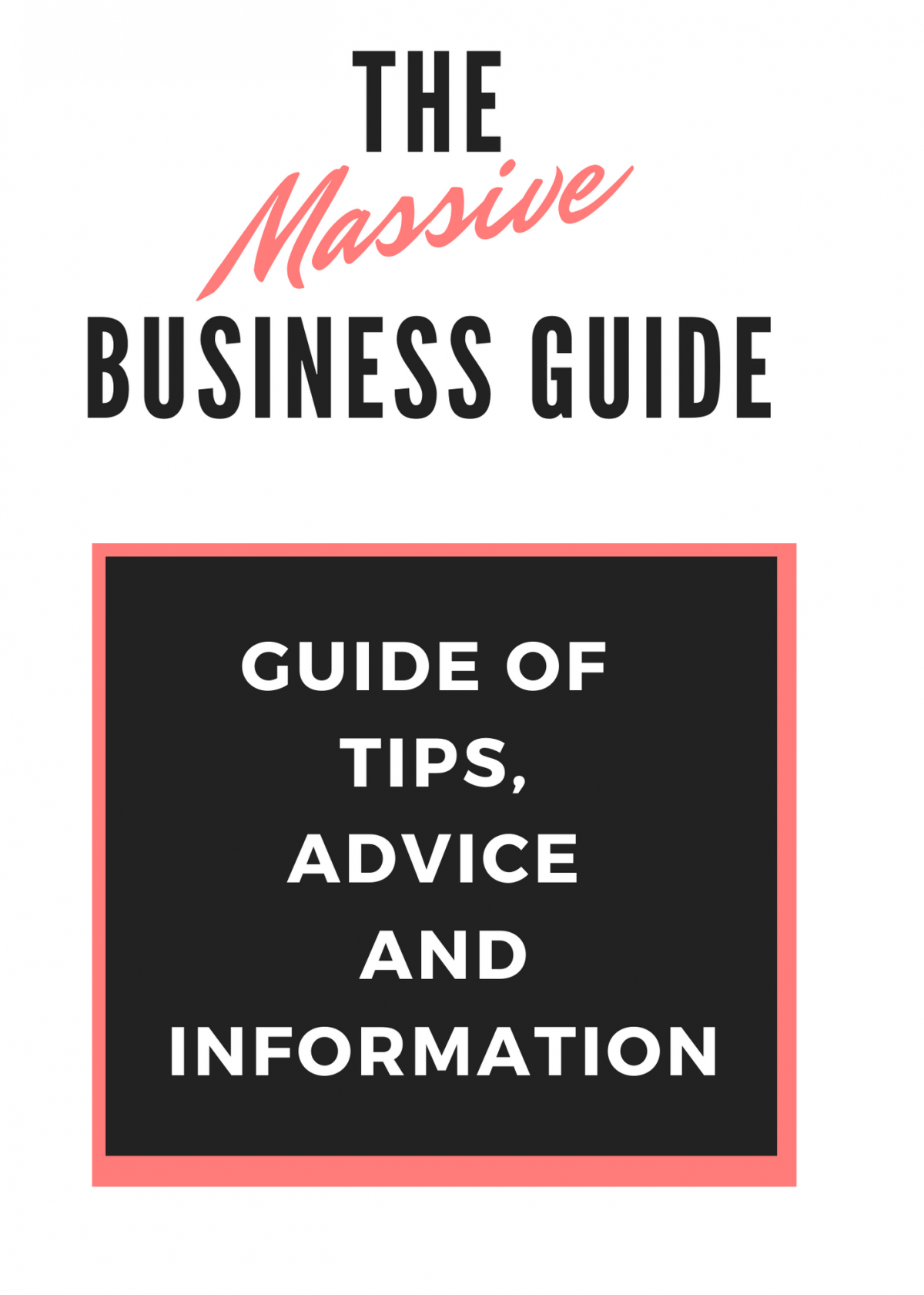 Business Guide Template